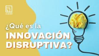 Francisco Santolo: ¿Qué es la innovación disruptiva?