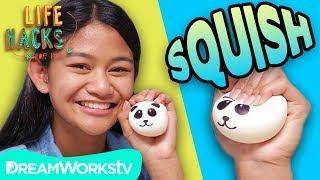 DIY Squishy Panda | LIFE HACKS FOR KIDS | DIY #withme