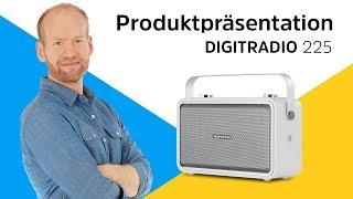 DIGITRADIO 225 | Maximale Mobilität, kraftvoller Sound. | TechniSat
