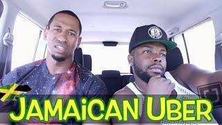 JAMAICAN UBER DRIVER