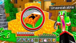 I TROLLED Unspeakable in 1v1 Bedwars! - Minecraft Challenge