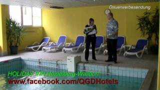 preview picture of video 'Hotelpräsentation -etwas anders- / Holiday Inn Heidelberg-Walldorf'
