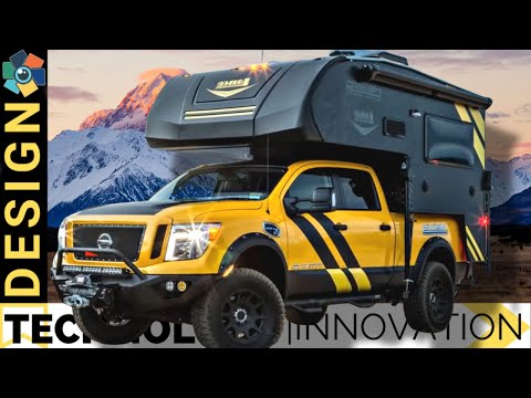 10 AWESOME CAMPERS & TRAILERS FOR YOUR OUTDOOR ADVENTURES