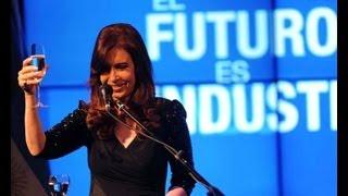 Cristina La Reindustrialización De La Argentina A Partir De 2003 Fue Una Decisión
