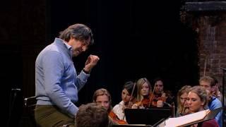 Riccardo Muti prova Mozart: Sinfonia Jupiter