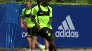 FIRST LOOK: N'Golo Kante