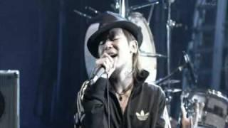 Dir en grey - Glass Skin (live on tv)