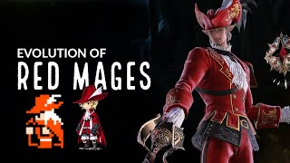 The Complete Evolution of Red Mages