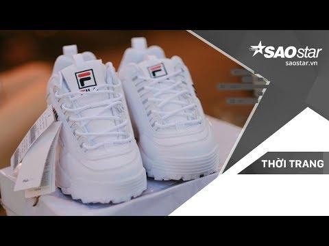 Đập hộp CLASSICO sneaker white, lý giải sự thống trị mang tên Fila