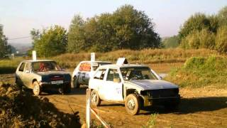 preview picture of video 'Autocross  Antoing 2011'