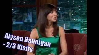 Alyson Hannigan - Gets Honest On Relationships - 2/3 Visits In Chron. Order [Toaster Quality]