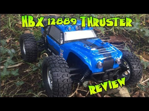 HBX 12889 Thruster REVIEW