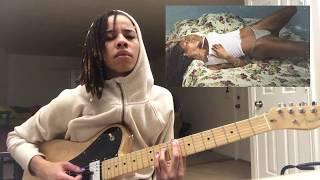 Teyana Taylor-[Gonna Love Me] Guitar Cover