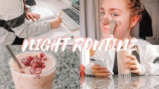 School Night Routine 2018 - Video Youtube