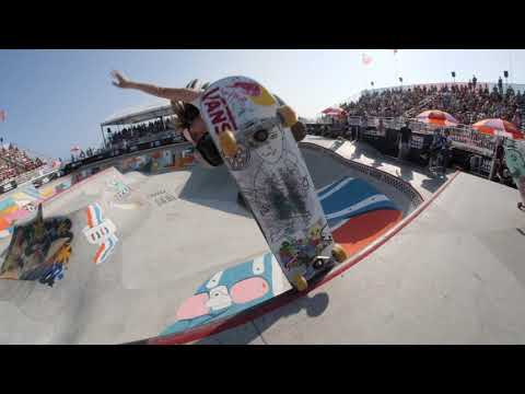 Highlights | Women's Pro Tour Prelims - Huntington Beach | Vans Park Series