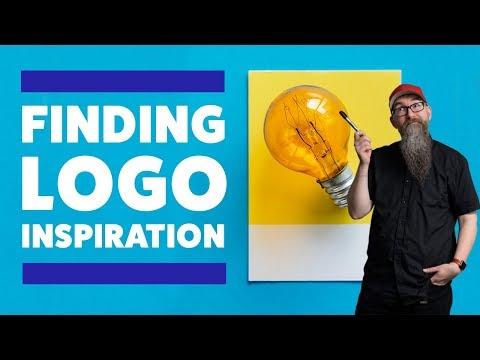 Finding Logo Inspiration - Top 5 Websites for logo inspiration ideas💡