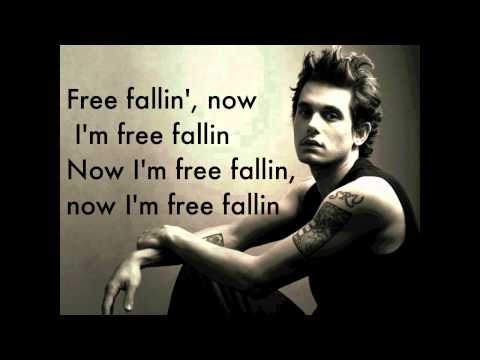 Free Fallin' Lyrics - John Mayer