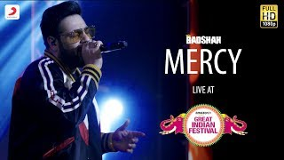 Gambar cover Mercy - Live @ Amazon Great Indian Festival | Badshah | O.N.E.