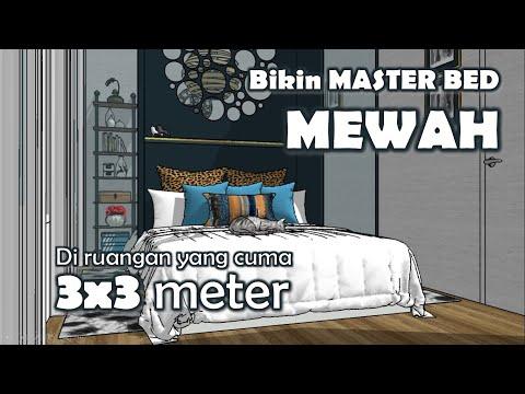 mp4 Design Kamar 3x3, download Design Kamar 3x3 video klip Design Kamar 3x3