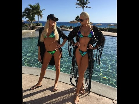 WWE 2K16 (Requested) Bikini REMatch Maryse vs. Kelly Kelly