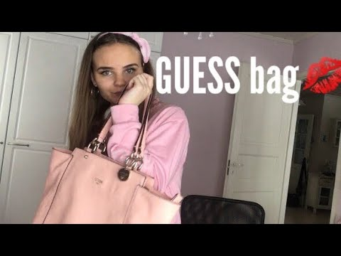 GUESS Bag Review