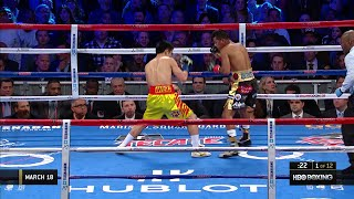 HBO Boxing's Best 2017: Chocolatito vs. Sor Rungvisai