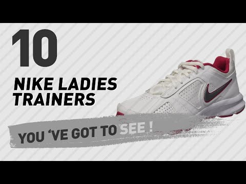 Nike Ladies Trainers, Top 10 Collection // Nike Store UK