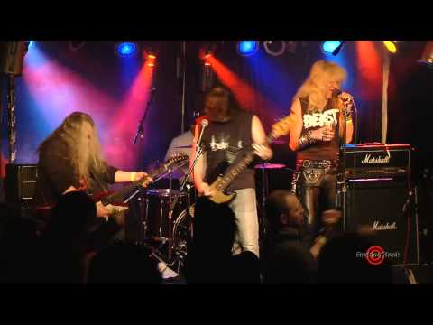 Sexxx Dolls live at Webster Hall on January 27th, 2013 (HD)