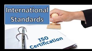 ANSI,IEEEandISOstandards!!Explained