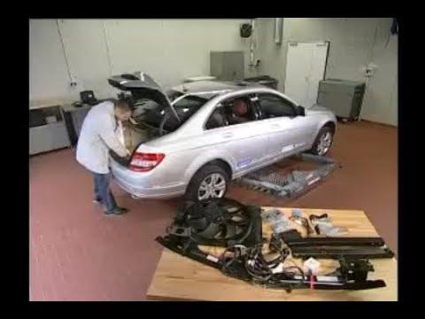 Mercedes-Benz C-Klasse | Nachrüstung Anhängerkupplung (W204)