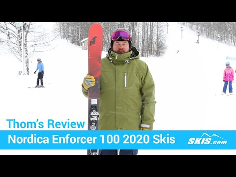 Video: Nordica Enforcer 100 Skis 2020 20 50