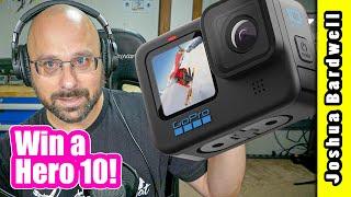 Win a GoPro Hero 10! (Hottest new FPV stuff September 2021)