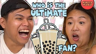 Minute Mania: The Bubble Tea Challenge