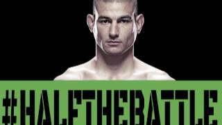 UFC Auckland: Vinc Pichel talks UFC return vs Damien Brown on Half The Battle