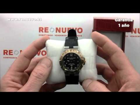 Reloj BULGARI de segunda mano E233163