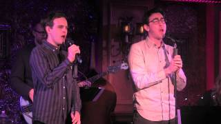 "Taylor Trensch & Max Crumm   ""The Last Duet"" (Barry Manilow/Lilly Tomlin)"