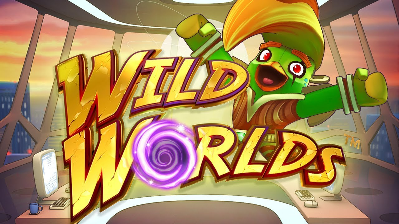 Wild Worlds från NetEnt