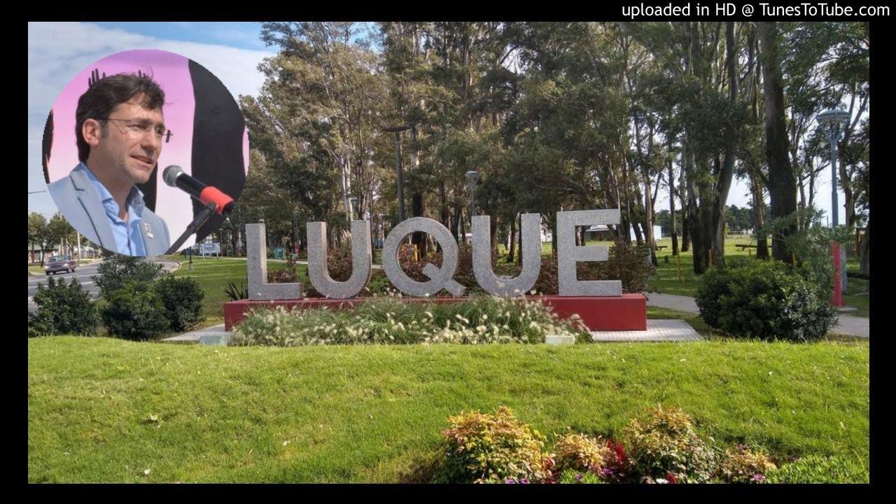 LUQUE: LA LOCALIDAD ESTÁ LIBRE DE COVID-19