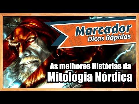 As melhores Histórias da Mitologia Nórdica | Marcador #01