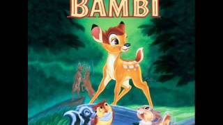 Bambi OST - 04 - Little April Shower