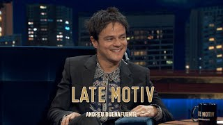"LATE MOTIV   Jamie Cullum. ""La Música No Puede Tener Fronteras"" | #LateMotiv547"