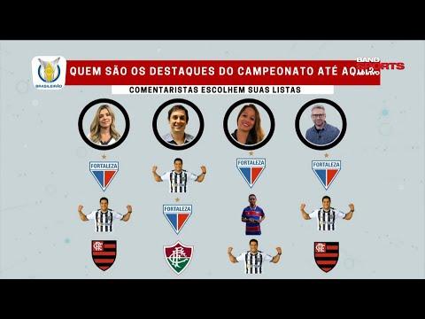 QUEM SÃO OS DESTAQUES DO BRASILEIRÃO ATÉ AGORA? TIKI TAKA OPINA