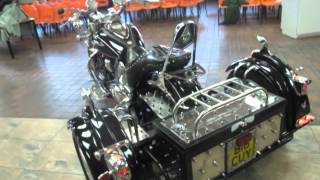 preview picture of video 'Clwyd Car Auctions ltd - Yamaha Trike For Sale - Ewloe Auctions, Ewloe'