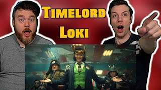 Loki Exclusive First Look-  Reaction