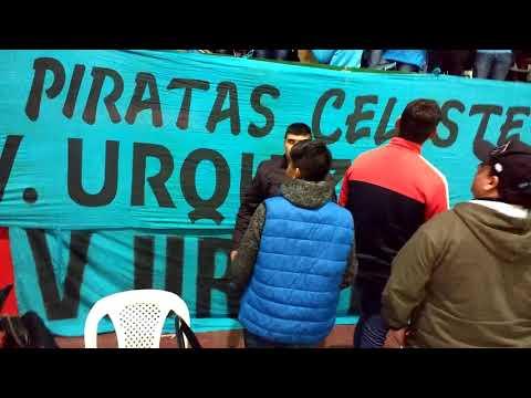 """""""Vídeo,fiesta 50 años de la Primera Barra.!! C.A.B."""" Barra: Los Piratas Celestes de Alberdi • Club: Belgrano"""