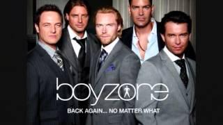 No Matter What  ( Boyzone / Keyboard cover )