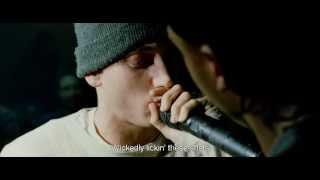 Rap Battle 1 - Eminem vs Lyckety Splyt (8 Mile)