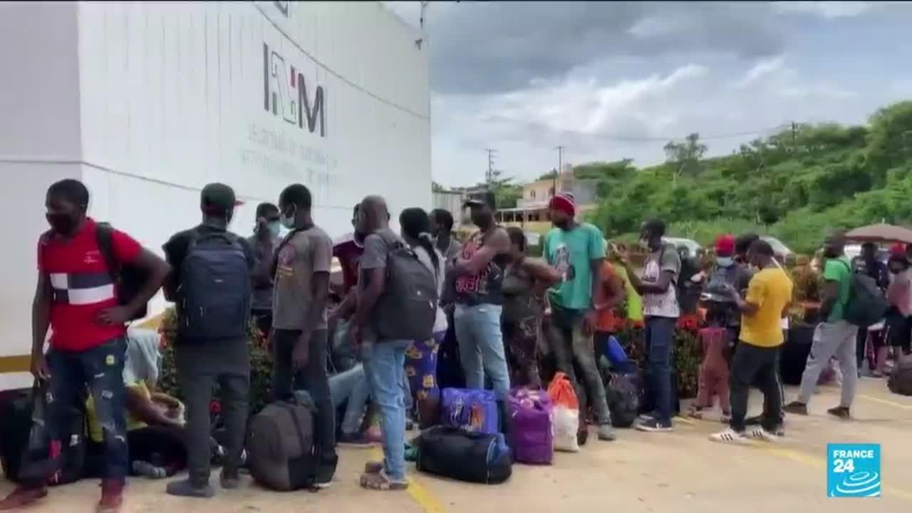 Amérique centrale : près de 19 000 migrants bloqués entre la Colombie et le Panama