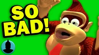8 Worst Nintendo Cartoons We Didn't Need From Nintendo - (Tooned Up #248) | ChannelFrederator