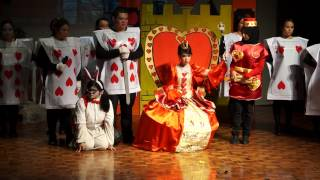 Sri UCSI Secondary School Musical 2013 – Alice & The Queen of Hearts